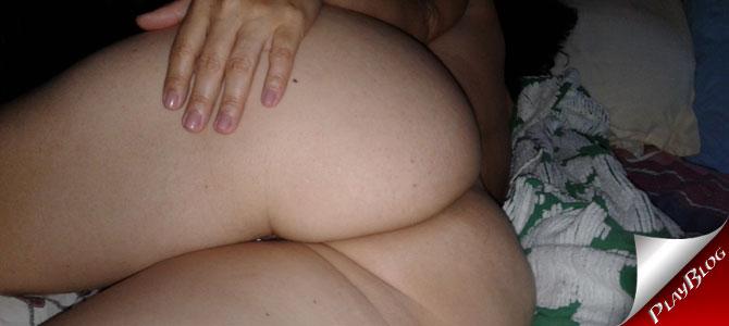 Noite de sexo anal