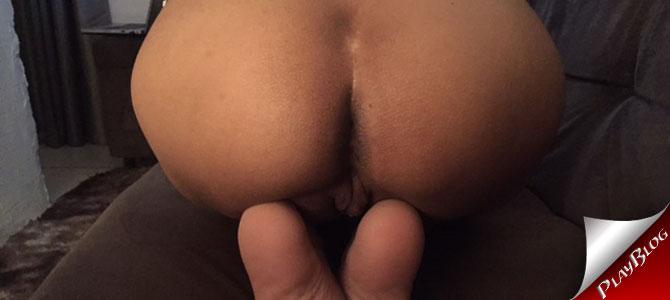 Minha esposa rabuda depiladinha e cheirosa