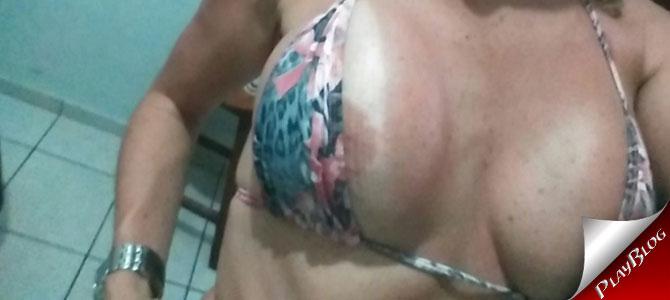 LOIRA CASADA DE MT DELICIOSA