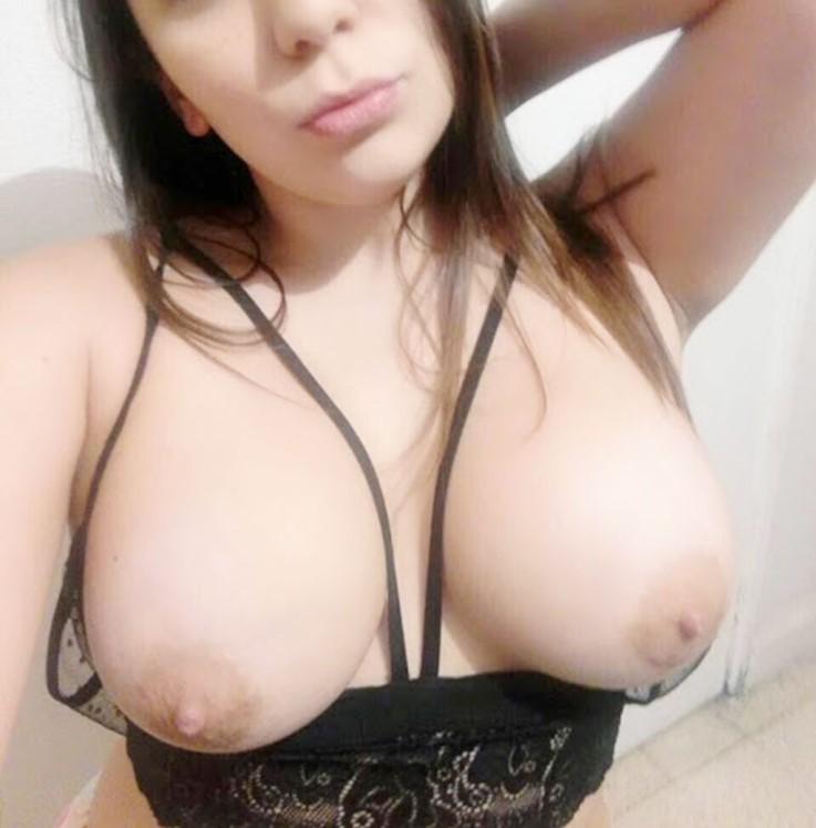 Tetuda gostosa vazou os nudes