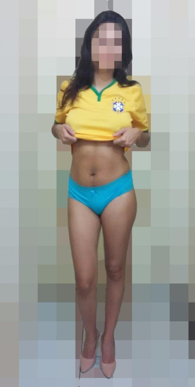 Dia de jogo da seleção brasileira