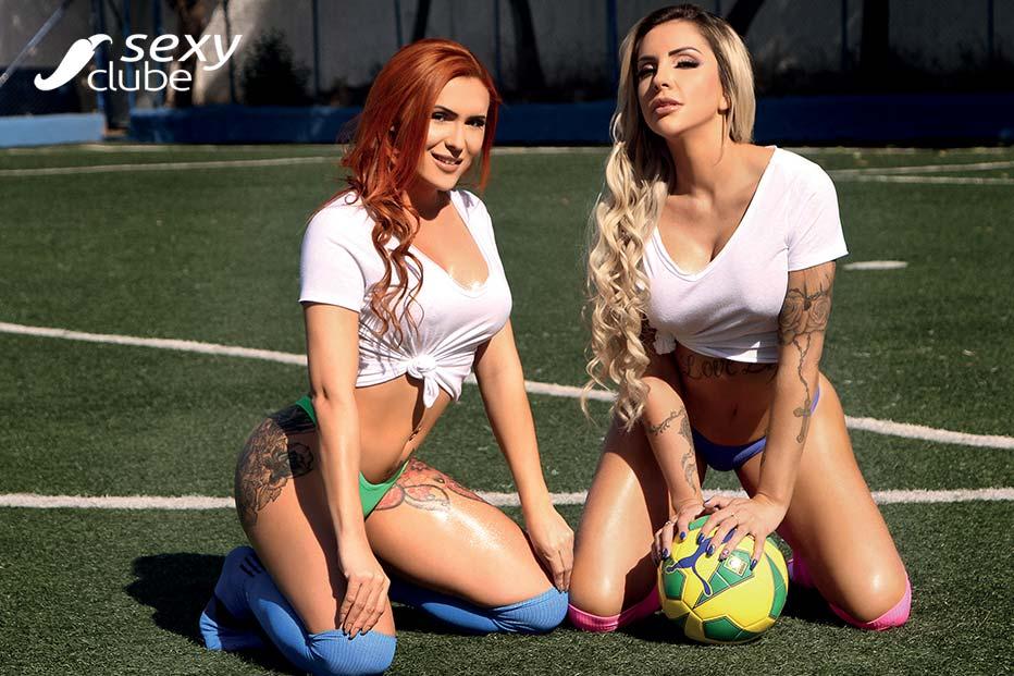 Revista Sexy Especial :: Musas da Copa do Mundo