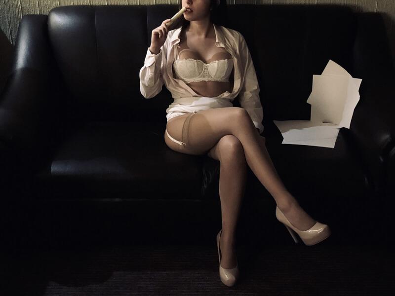 Novinha de luxo