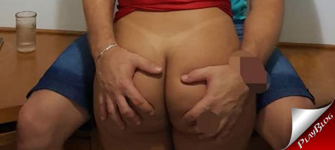 Minha esposa quer dar o cu